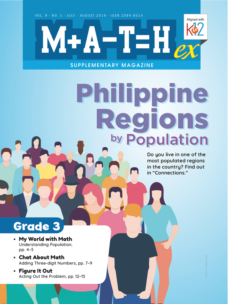 Math Magazine Grade 3 (Issue 1 2019)