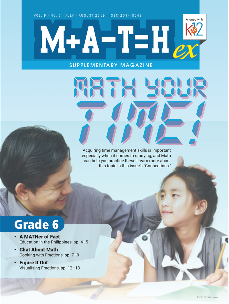 Math Magazine Grade 6 (Issue 1 2019)