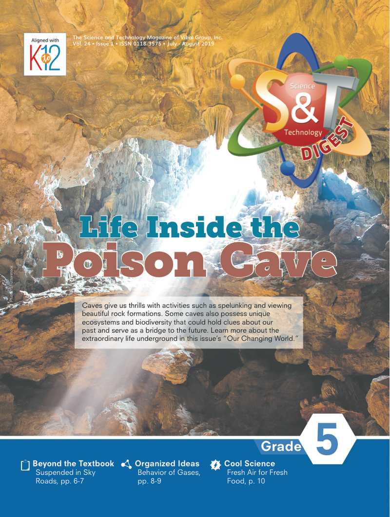 Science and Technology Magazine Grade 5 (Issue 1 2019)