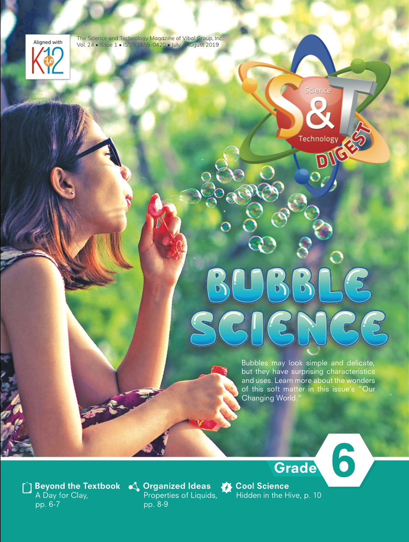 Science and Technology Magazine Grade 6 (Issue 1 2019)