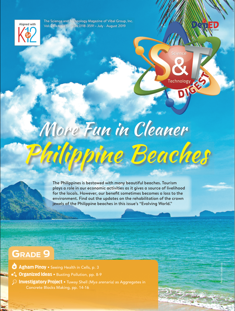 Science and Technology Magazine Grade 9 (Issue 1 2019)