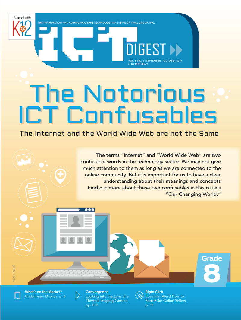 ICT Magazine Grade 8 (Issue 2 2019)