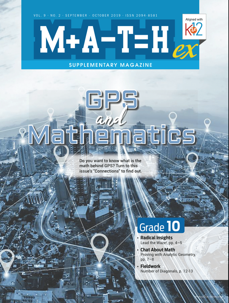 Math Magazine Grade 10 (Issue 2 2019)