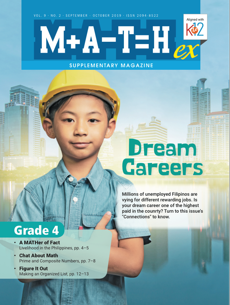Math Magazine Grade 4 (Issue 2 2019)