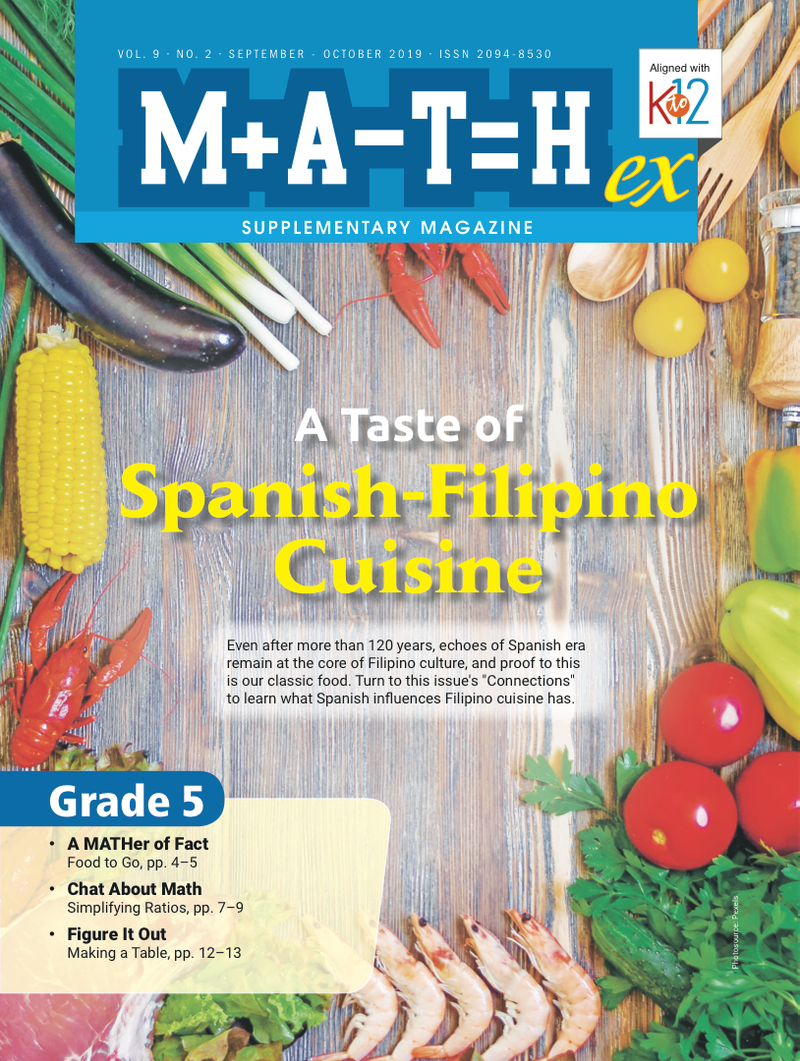 Math Magazine Grade 5 (Issue 2 2019)