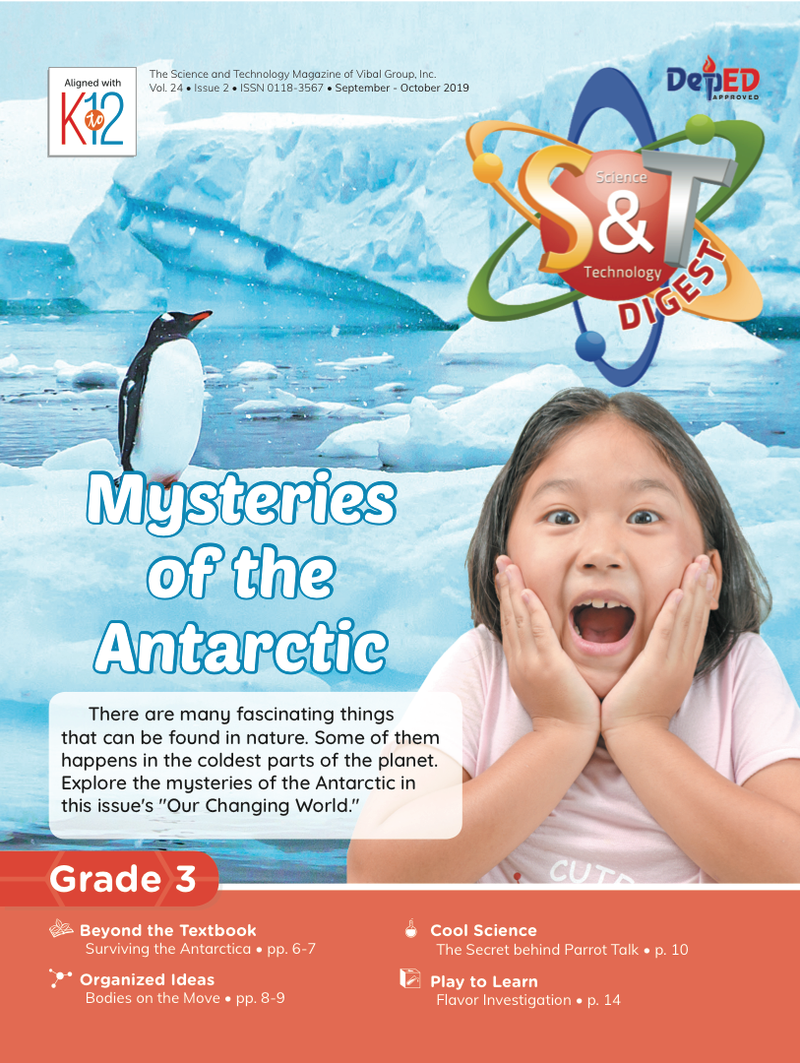 Science and Technology Magazine Grade 3 (Issue 2 2019)