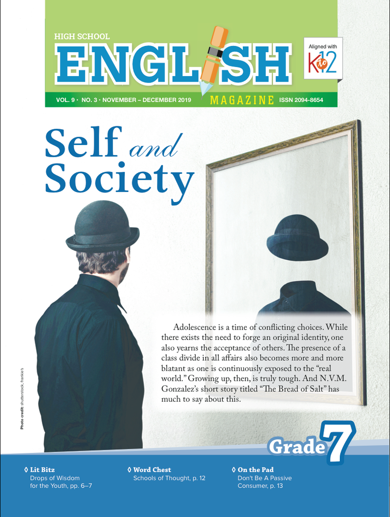 English Magazine Grade 7 (Issue 3 2019)