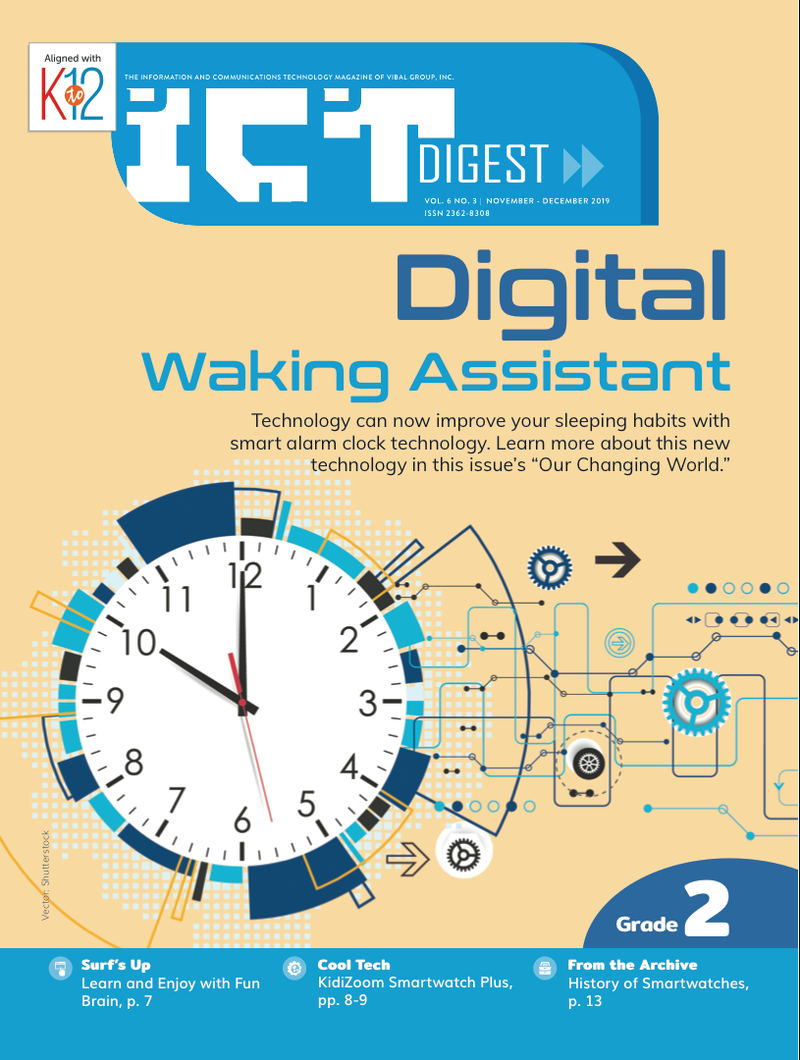 ICT Magazine Grade 2 (Issue 3 2019)