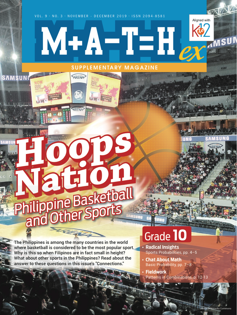 Math Magazine Grade 10 (Issue 3 2019)