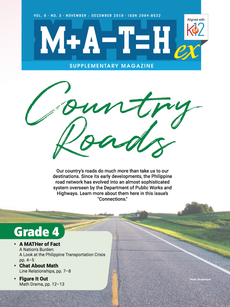 Math Magazine Grade 4 (Issue 3 2019)