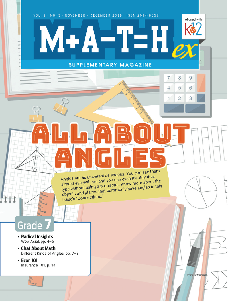 Math Magazine Grade 7 (Issue 3 2019)