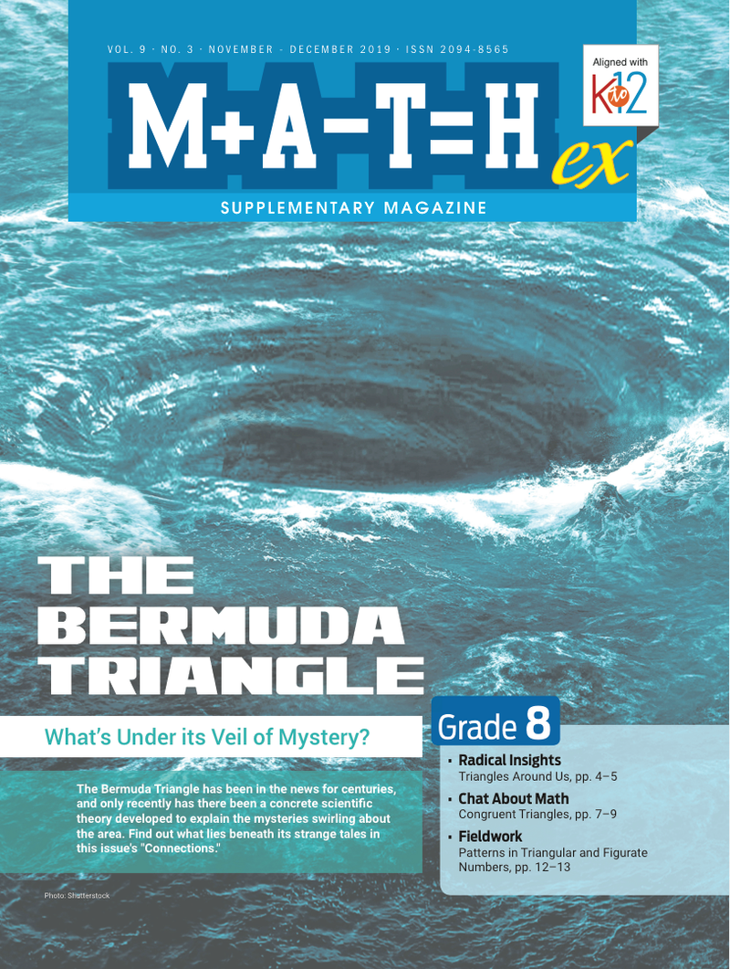 Math Magazine Grade 8 (Issue 3 2019)