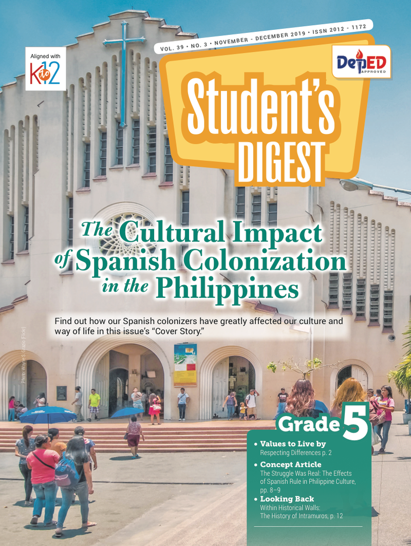 Student Digest Magazine Grade 5 (Issue 3 2019)