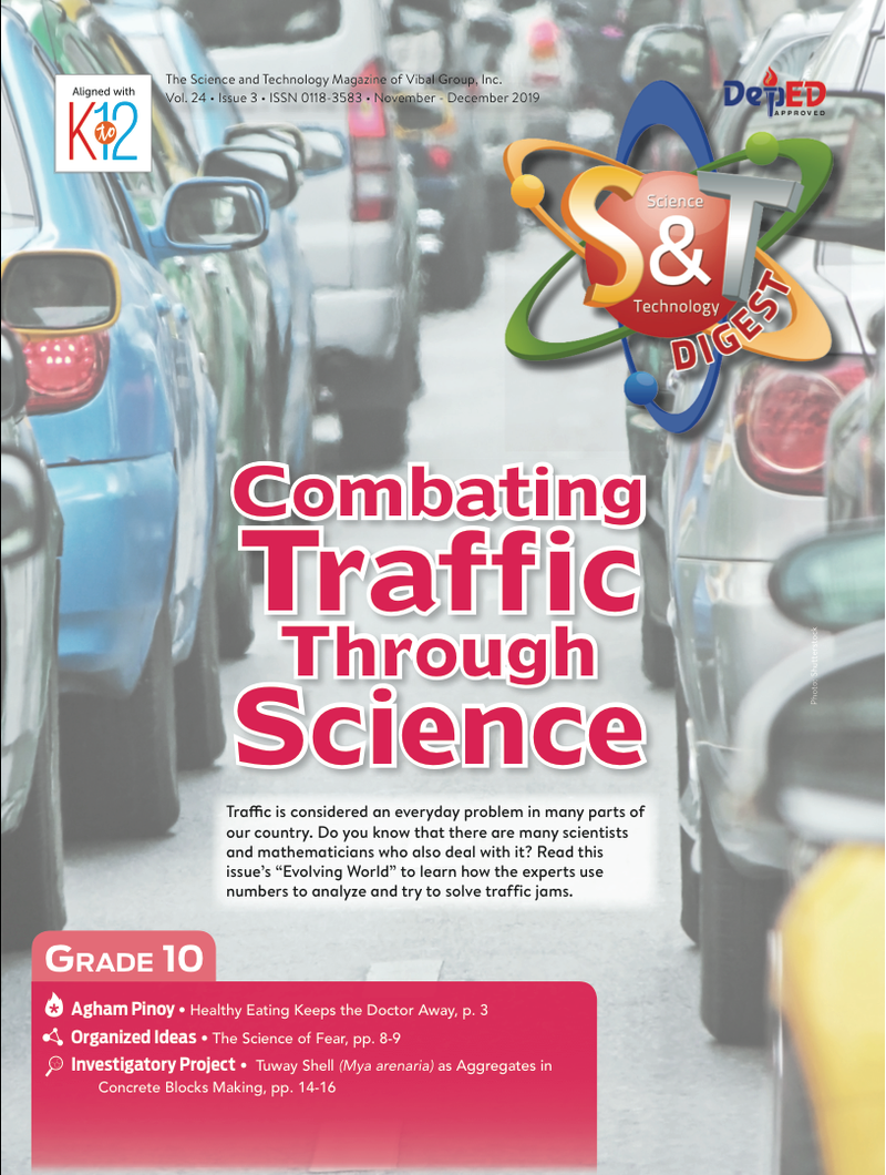 Science and Technology Magazine Grade 10 (Issue 3 2019)