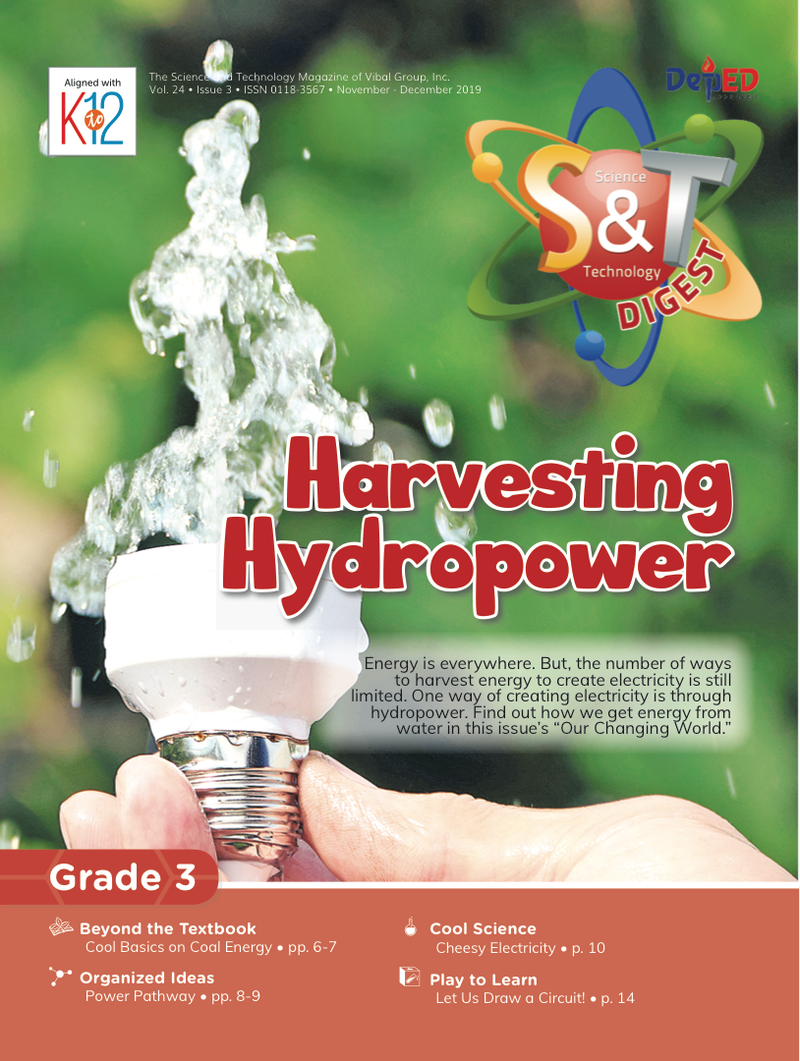 Science and Technology Magazine Grade 3 (Issue 3 2019)