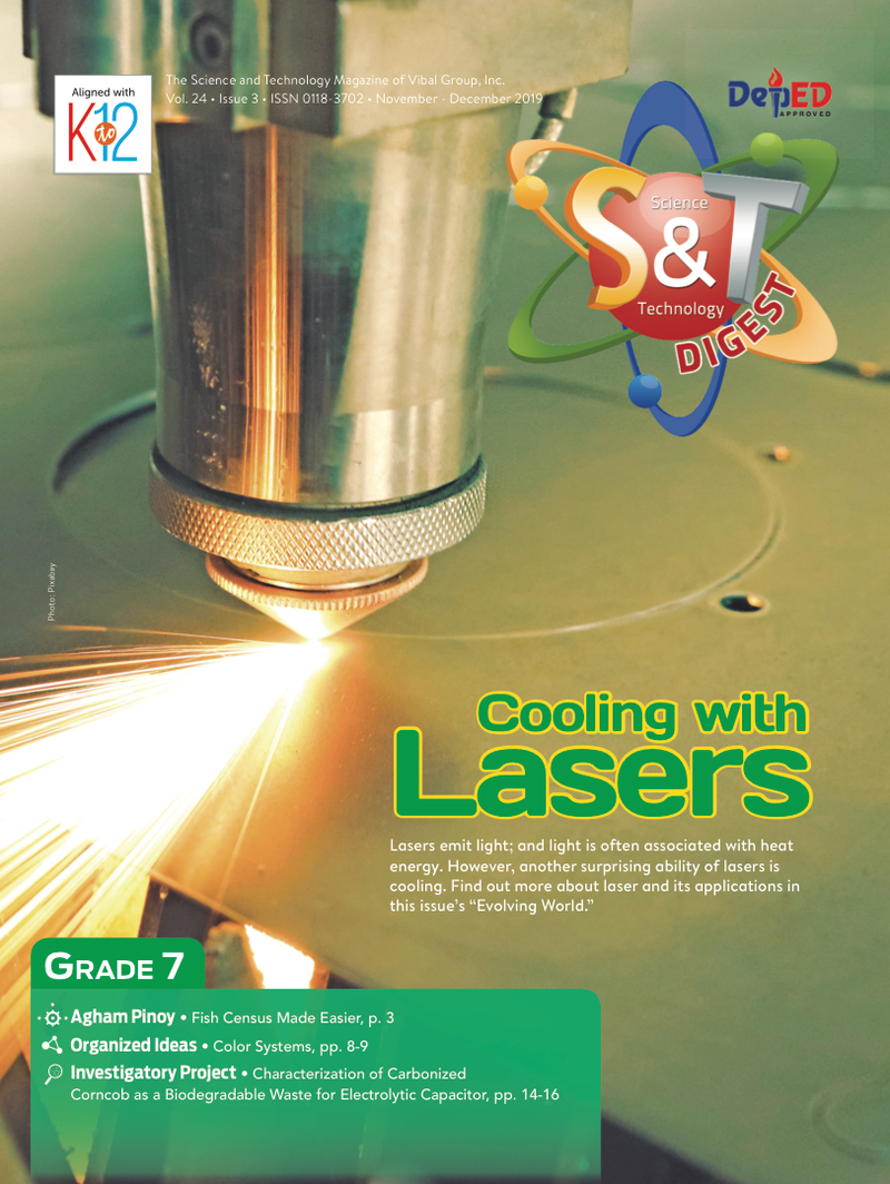 Science and Technology Magazine Grade 7 (Issue 3 2019)