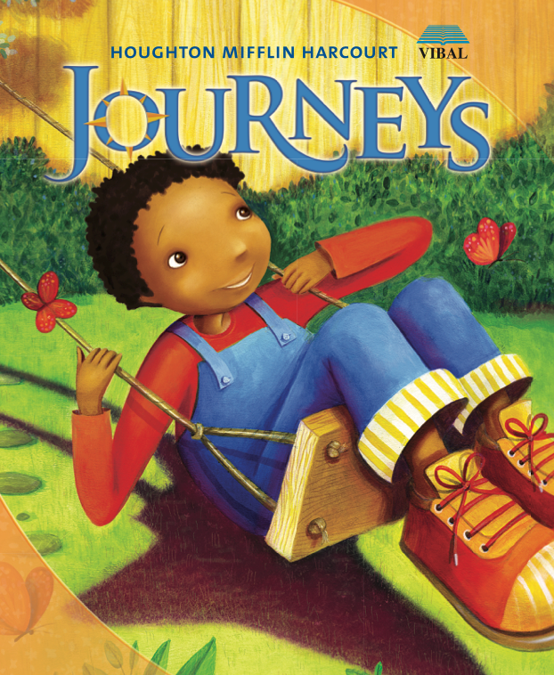 Journeys Grade 2 (Volume 1)
