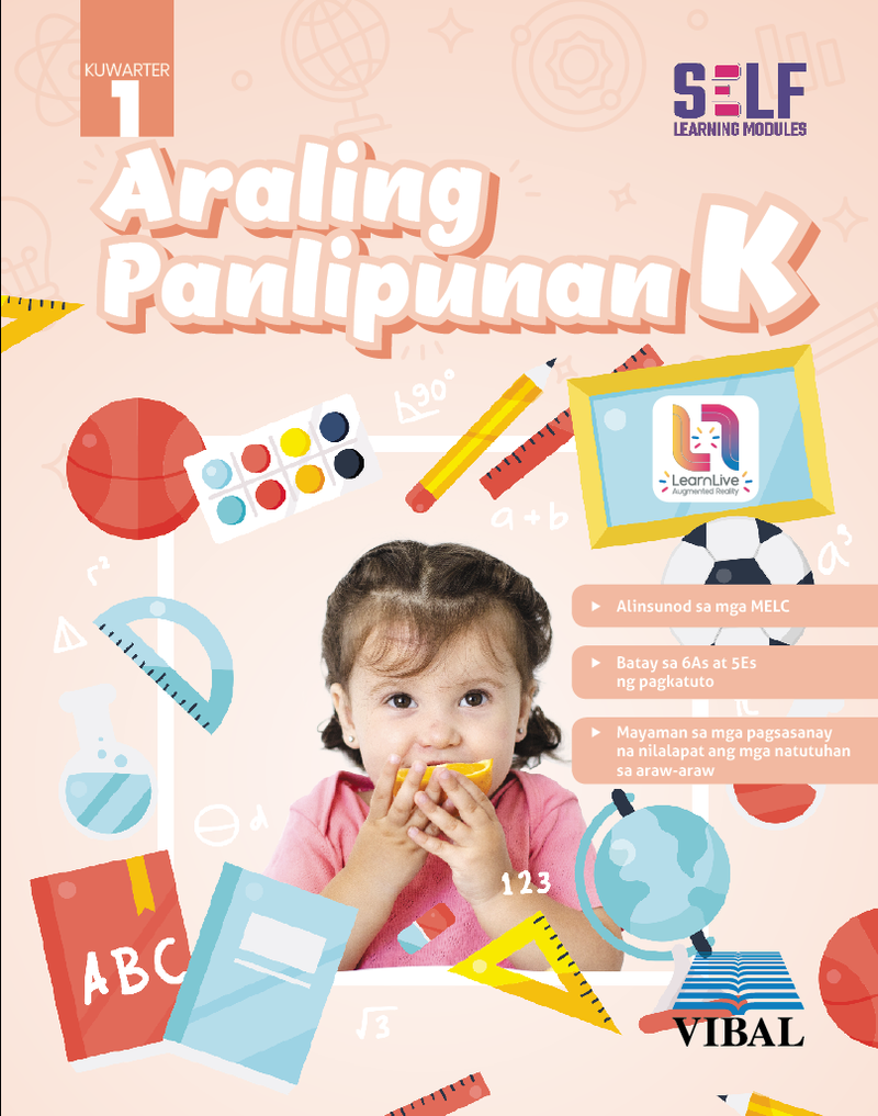 Self-Learning Modules: Araling Panlipunan Kinder (Quarter 1)