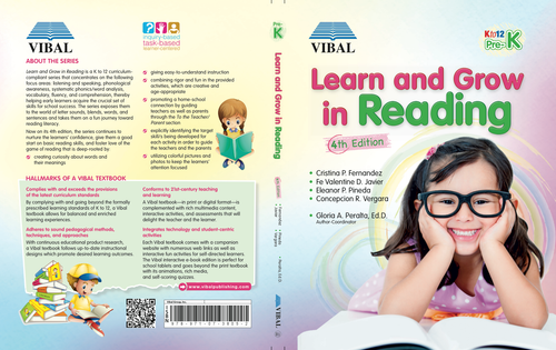 Learn and Grow in Reading Pre-K (English)