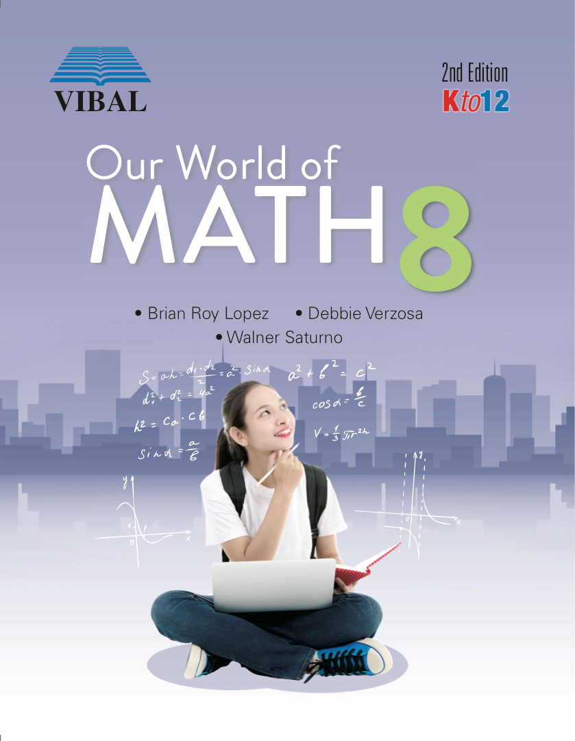 Our World of Math Grade 8 (2nd Edition) (Math)