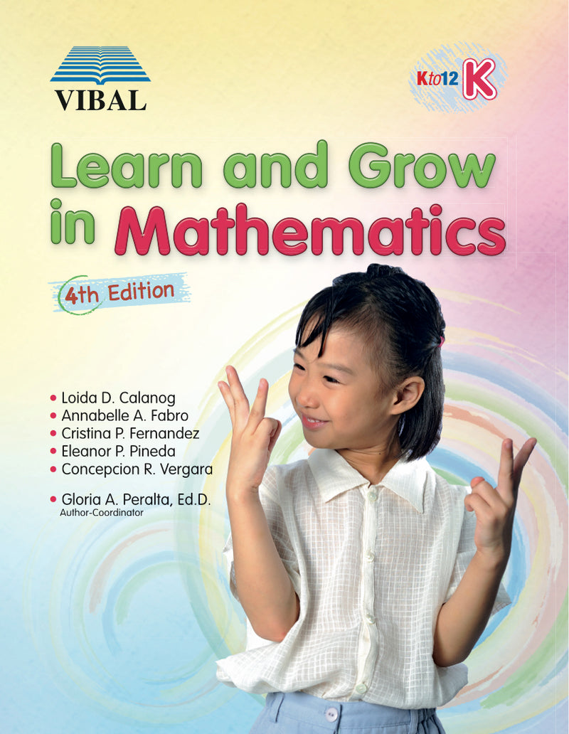 Learn ang Grow in Mathematics K (Math)