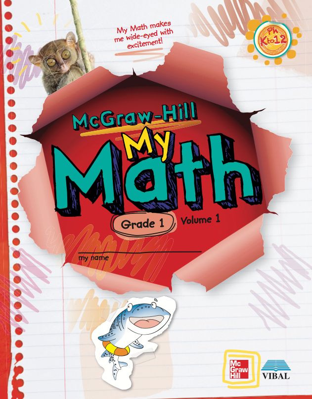 McGraw Hill: My Math Grade 1 (Volume 1)