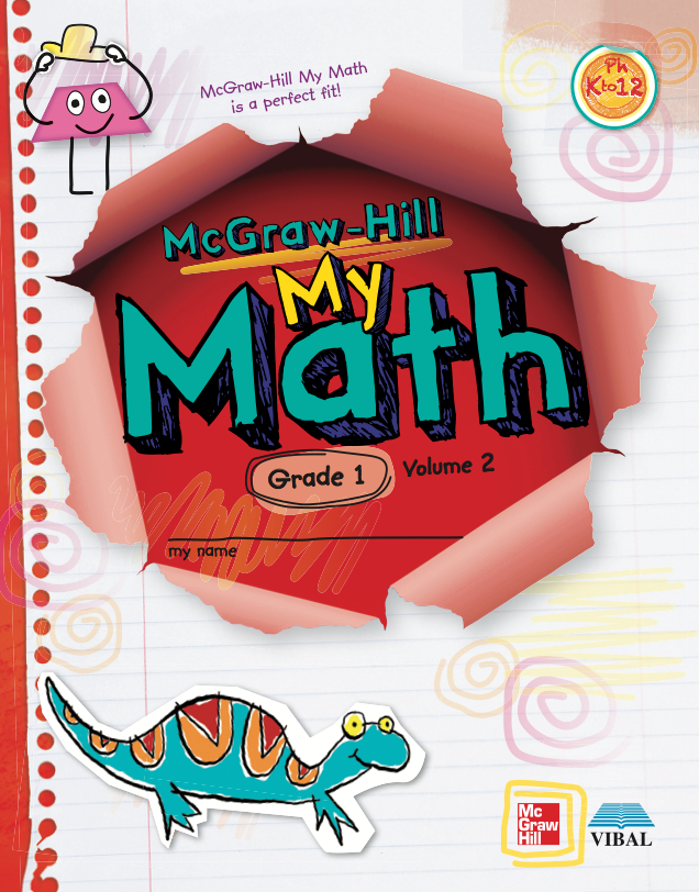 McGraw Hill: My Math Grade 1 (Volume 2)