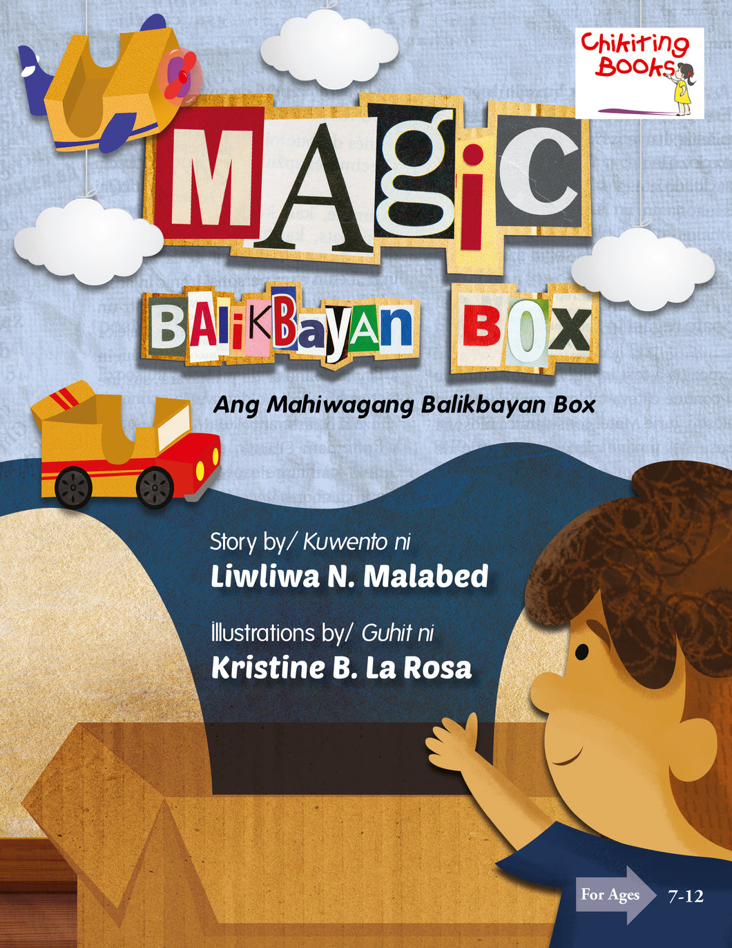 Magic Balikbayan Box