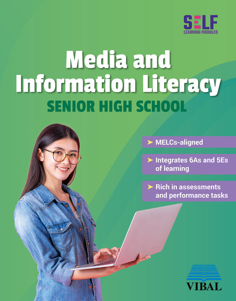 Self-Learning Modules: Media and Information Literacy