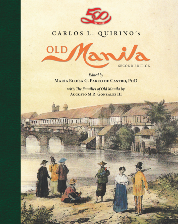 Old Manila, 2nd Edition