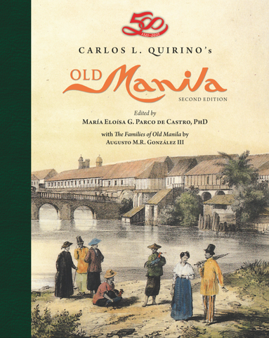 Old Manila, 2nd Edition (hardbound)