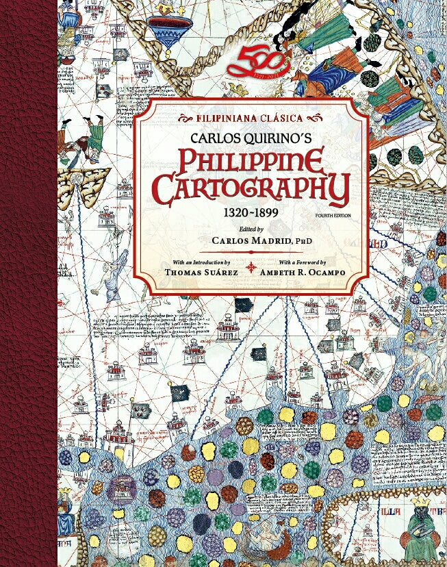 Philippine Cartography 1320-1899, Fourth Edition