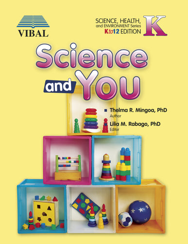 Science and You K (Science)