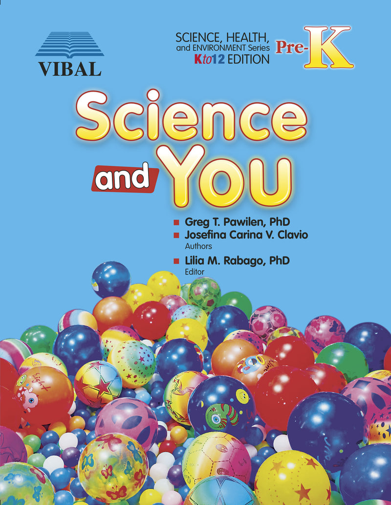 Science and You Pre-K (Science)