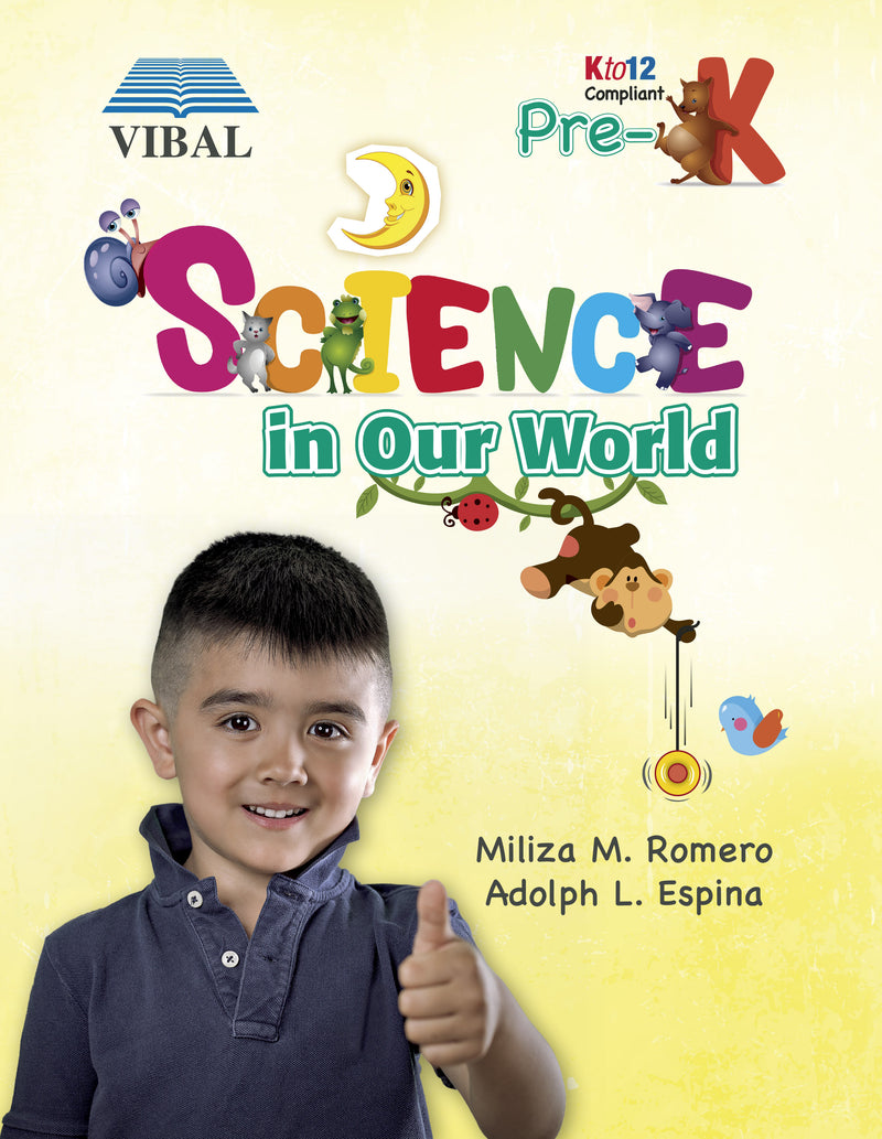 Science in Our World Pre-K (Science)