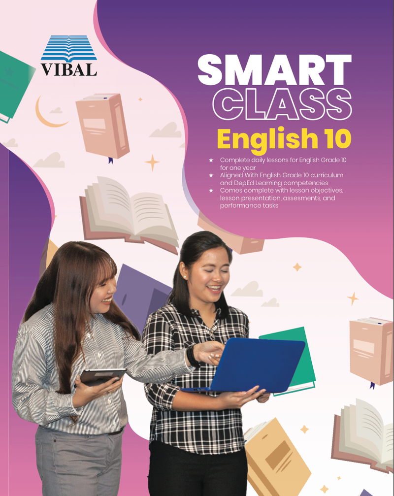 Smart Class English Grade 10