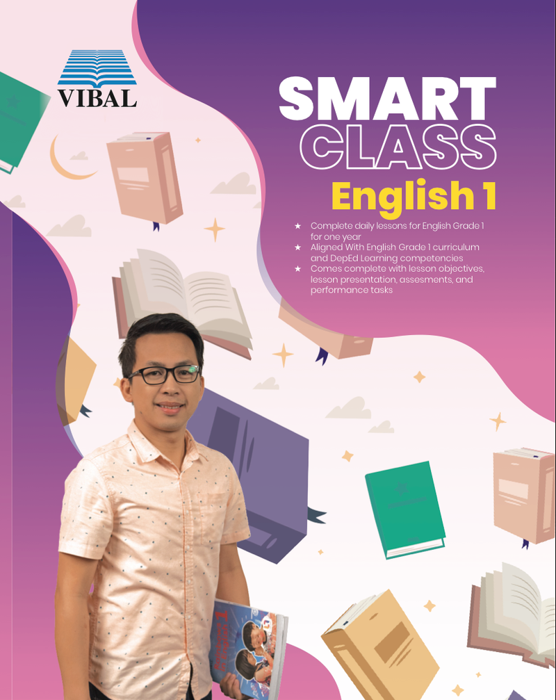 Smart Class English Grade 1