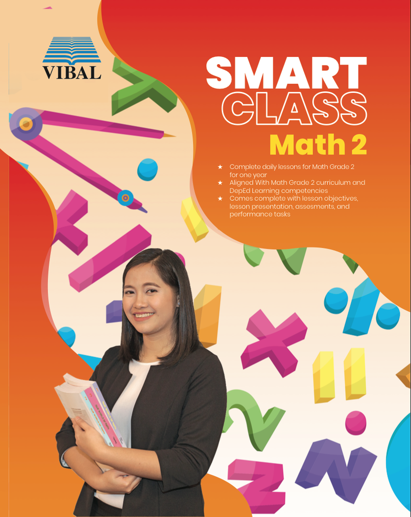 Smart Class Math Grade 2 (Quarter 1)