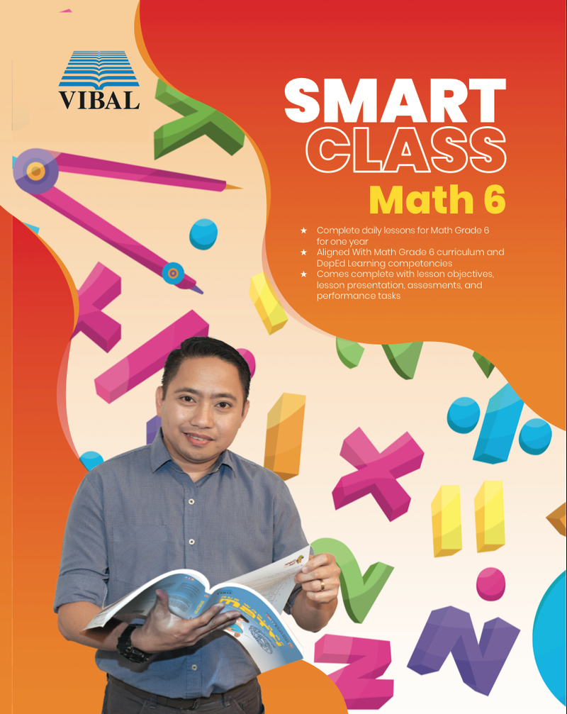 Smart Class Math Grade 6 (Quarter 1)