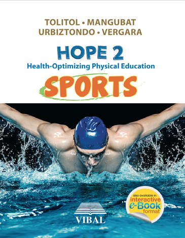 Health Optimizing Physical Education 2: Sports