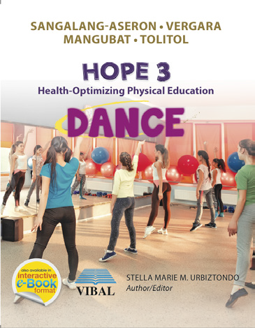 Health Optimizing Physical Education 3: Dance (SHS) (Core)