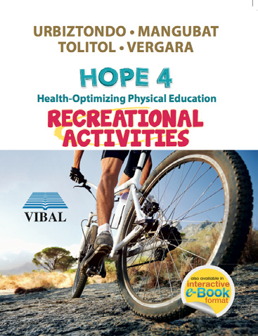 Health Optimizing Physical Education 4: Recreational Activities (SHS) (Core)