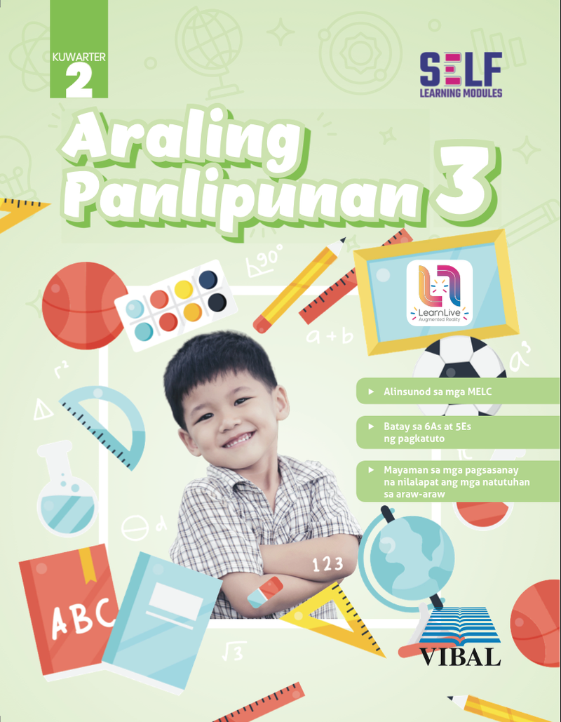 Self-Learning Modules: Araling Panlipunan Grade 3 (Quarter 2)