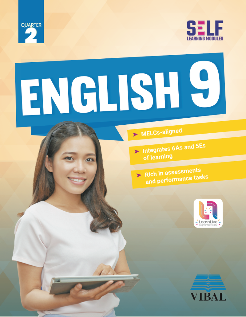 Self-Learning Modules: English Grade 9 (Quarter 2)