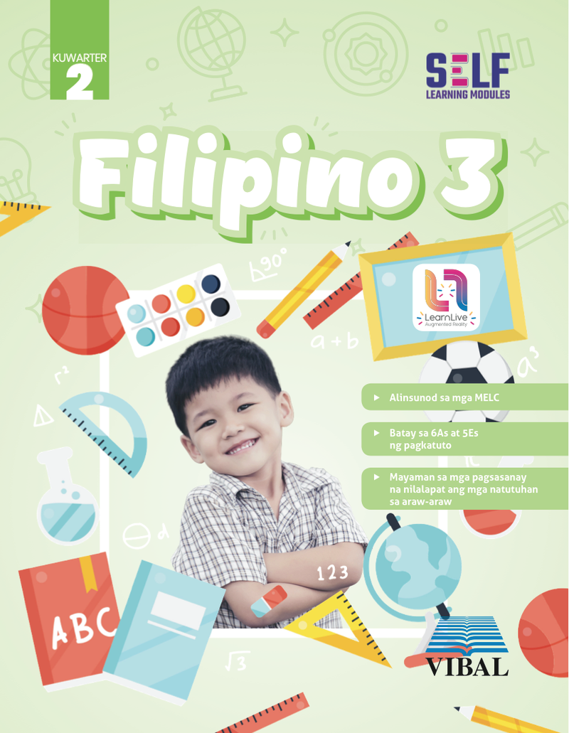 Self-Learning Modules: Filipino Grade 3 (Quarter 2)