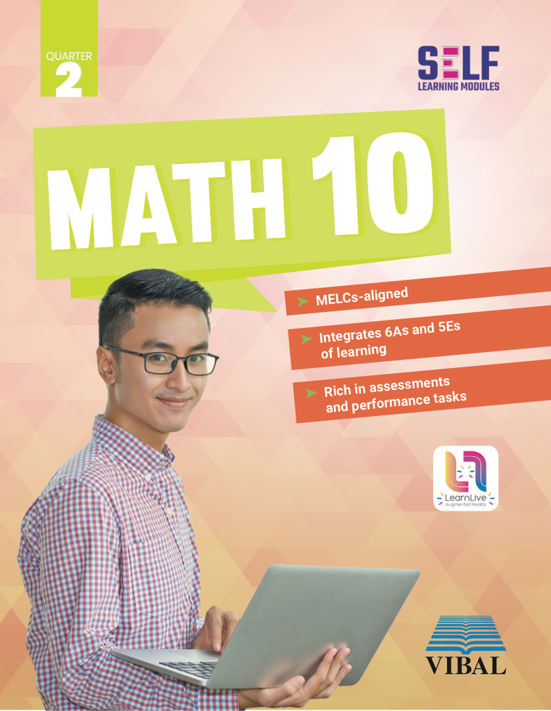 Self-Learning Modules: Math Grade 10 (Quarter 2)