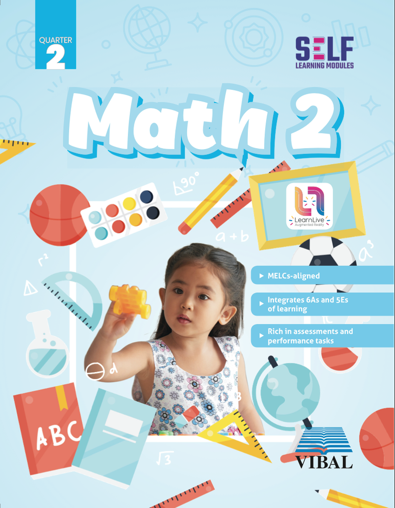 Self-Learning Modules: Math Grade 2 (Quarter 2)