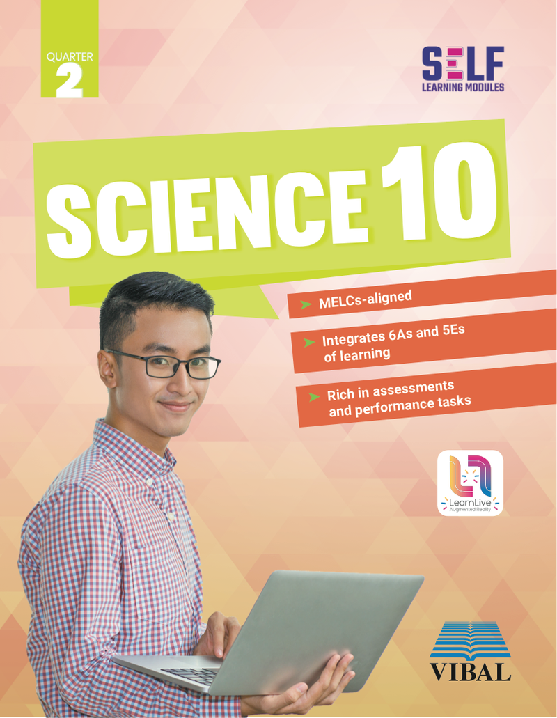 Self-Learning Modules: Science Grade 10 (Quarter2)