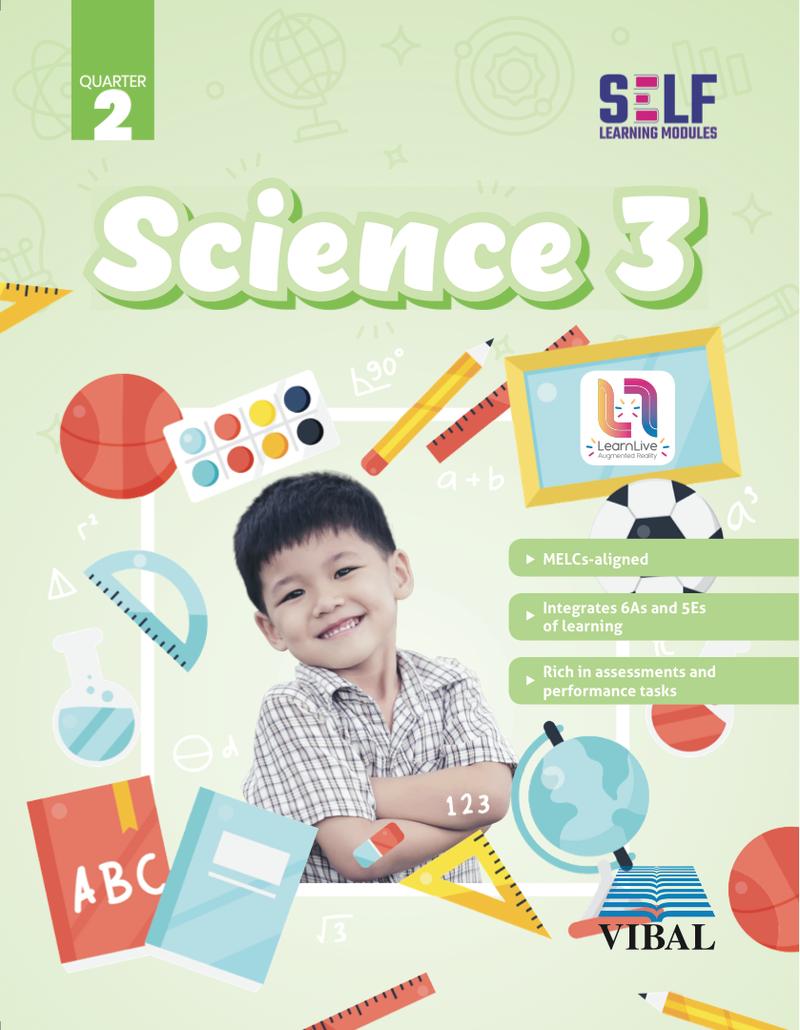 Self-Learning Modules: Science Grade 3 (Quarter2)