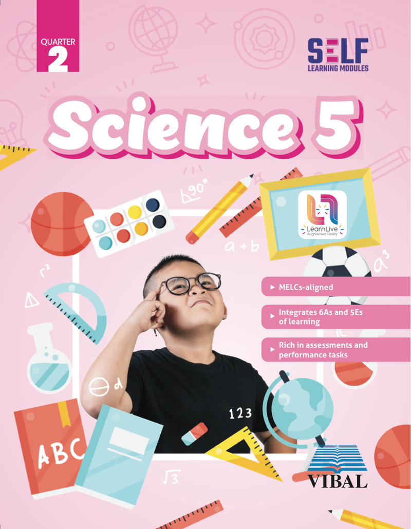 Self-Learning Modules: Science Grade 5 (Quarter2)